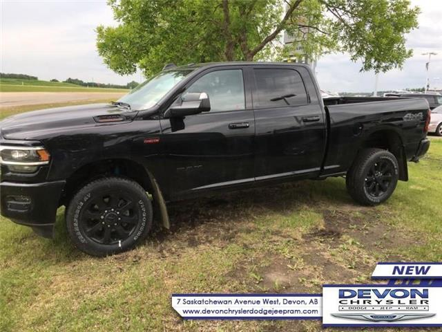 2019 RAM 2500 Big Horn (Stk: 19R28147) in Devon - Image 1 of 9