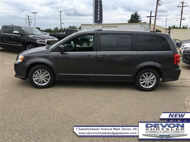 2019 Dodge Grand Caravan 29P SXT Premium Plus (Stk: 19GC9583) in Devon - Image 1 of 9
