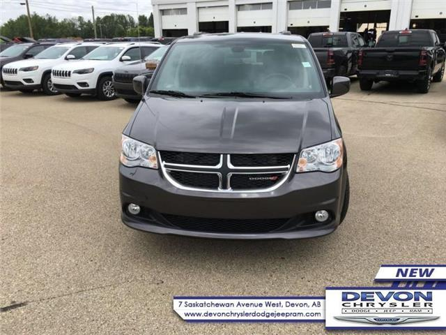 2019 Dodge Grand Caravan 29P SXT Premium Plus (Stk: 19GC9583) in Devon - Image 2 of 9