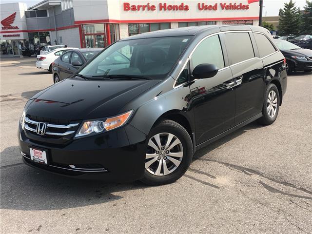 2016 Honda Odyssey EX-L (Stk: U16382) in Barrie - Image 1 of 10