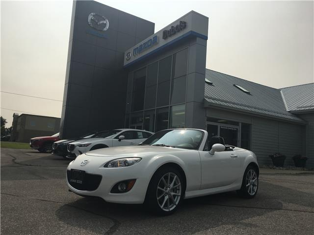 2010 Mazda MX-5 GT (Stk: UC5764) in Woodstock - Image 1 of 21