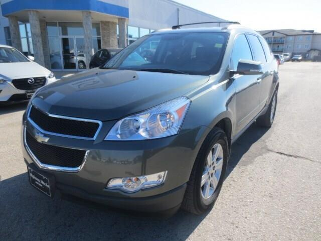 2011 Chevrolet Traverse 1LT (Stk: M19124A) in Steinbach - Image 1 of 30