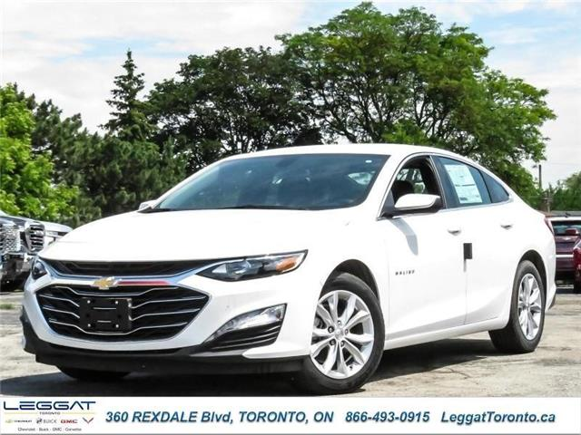 2019 Chevrolet Malibu LT (Stk: 168945) in Etobicoke - Image 1 of 24