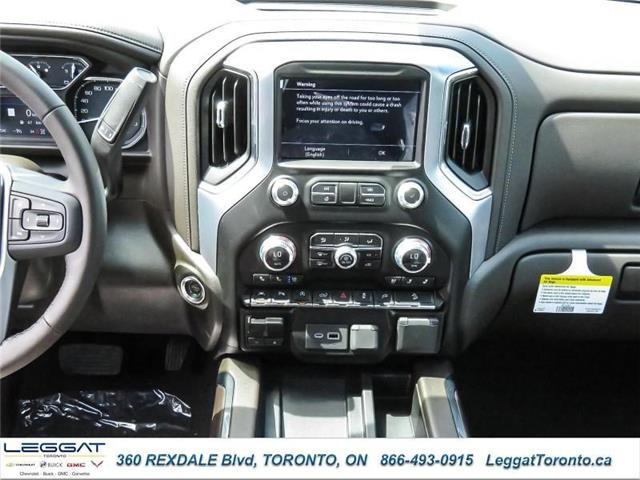 2019 GMC Sierra 1500 SLT (Stk: 302365) in Etobicoke - Image 13 of 27