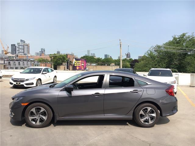 2019 Honda Civic LX (Stk: C19947A) in Toronto - Image 2 of 22