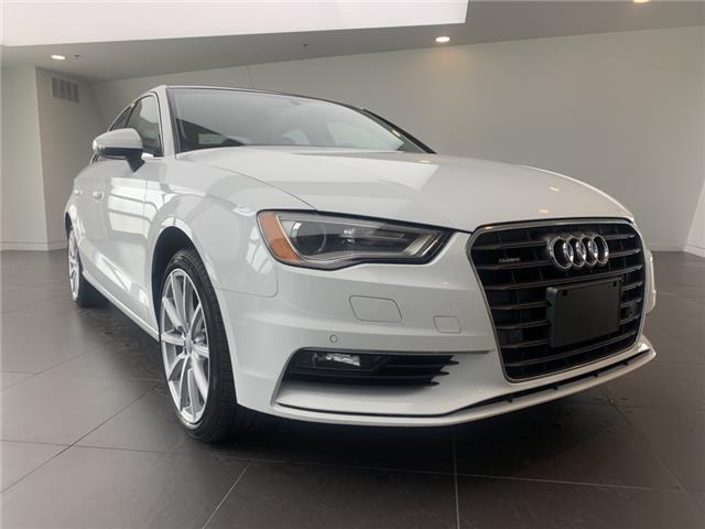 2016 Audi A3 2.0T Technik (Stk: B8734) in Oakville - Image 1 of 20