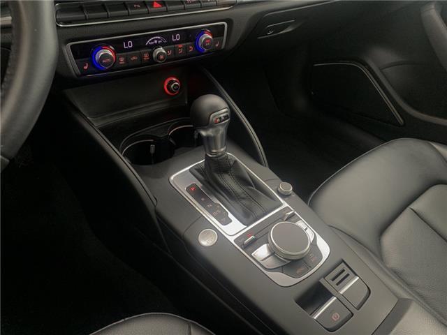2016 Audi A3 2.0T Technik (Stk: B8734) in Oakville - Image 19 of 21