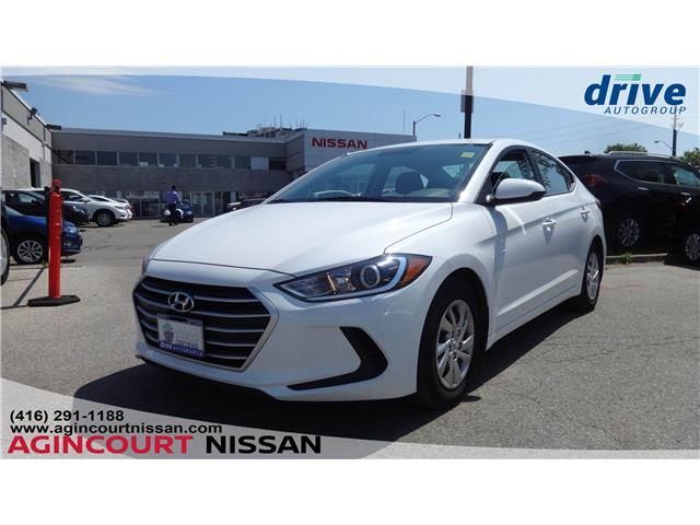 2018 Hyundai Elantra LE (Stk: U12566R) in Scarborough - Image 1 of 19