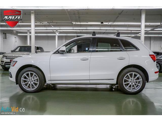 2016 Audi Q5 3.0 TDI Technik (Stk: ) in Oakville - Image 2 of 27