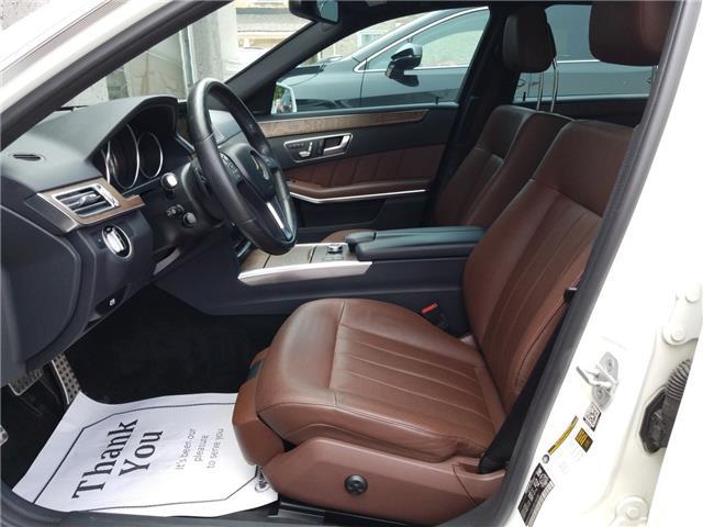 2016 Mercedes-Benz E-Class Base (Stk: 234028) in Cambridge - Image 12 of 26