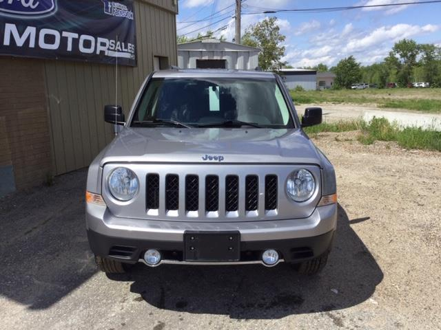 2016 Jeep Patriot Sport/North (Stk: U-3877) in Kapuskasing - Image 2 of 8