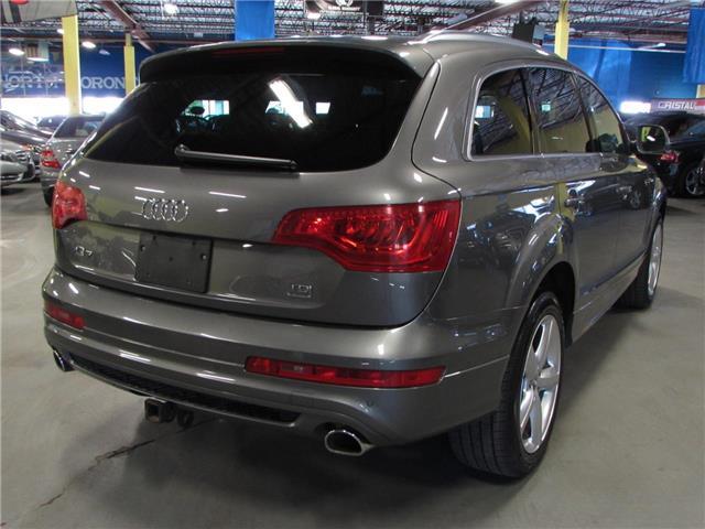 2013 Audi Q7 3.0 TDI (Stk: 5297) in North York - Image 5 of 22