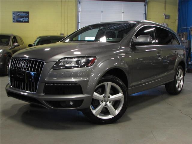 2013 Audi Q7 3.0 TDI (Stk: 5297) in North York - Image 1 of 22
