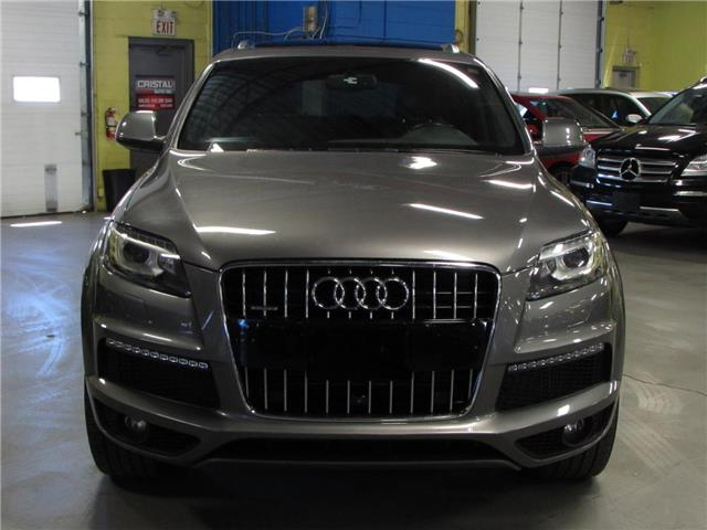 2013 Audi Q7 3.0 TDI (Stk: 5297) in North York - Image 2 of 22