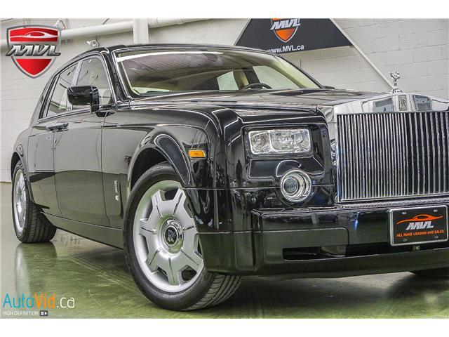 2009 Rolls-Royce Phantom  (Stk: ) in Oakville - Image 1 of 42