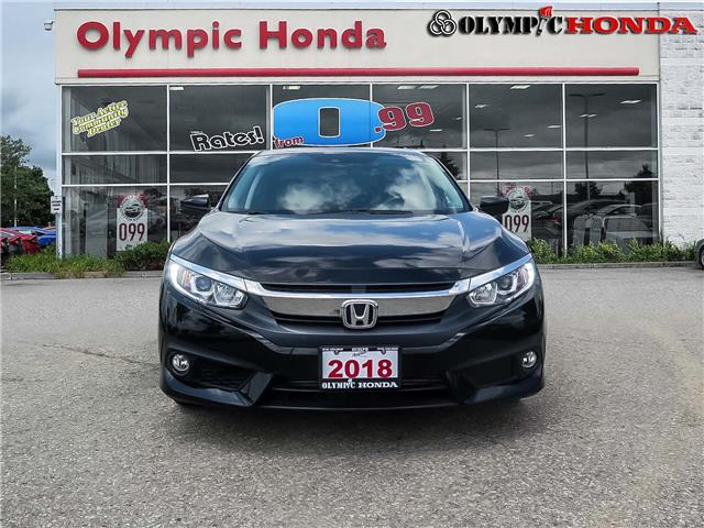2018 Honda Civic EX-T (Stk: H7847A) in Guelph - Image 2 of 24