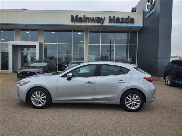 2018 Mazda Mazda3 Sport GS (Stk: M18150) in Saskatoon - Image 1 of 27