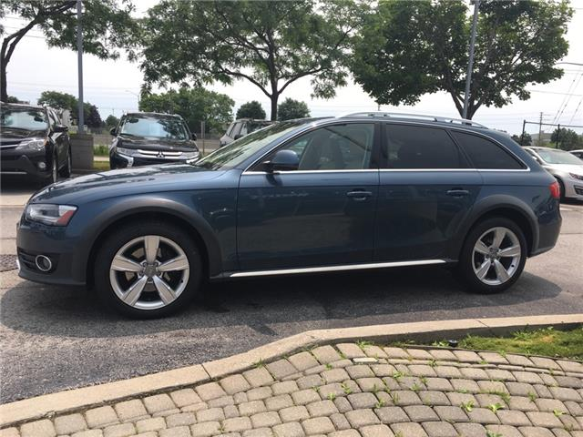 2015 Audi A4 allroad 2.0T Technik (Stk: 1734W) in Oakville - Image 4 of 30