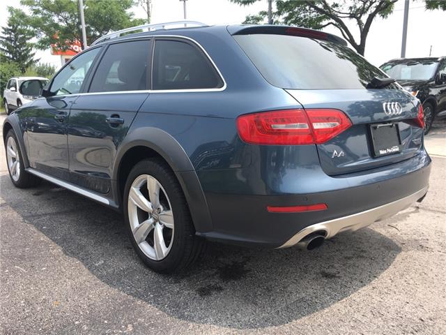2015 Audi A4 allroad 2.0T Technik (Stk: 1734W) in Oakville - Image 5 of 30