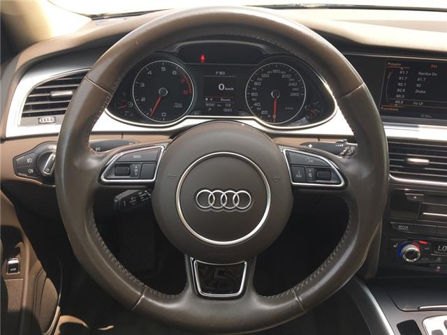 2015 Audi A4 allroad 2.0T Technik (Stk: 1734W) in Oakville - Image 20 of 30