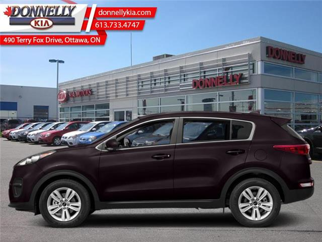 2019 Kia Sportage LX AWD (Stk: KS316DT) in Kanata - Image 1 of 1