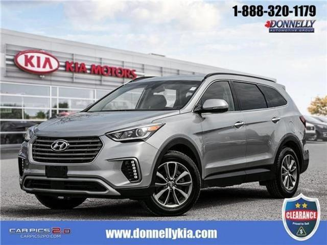 2019 Hyundai Santa Fe XL 3.3L Preferred AWD 7 Pass (Stk: CLKUR2269) in Kanata - Image 1 of 30