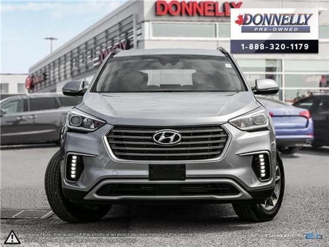 2019 Hyundai Santa Fe XL 3.3L Preferred AWD 7 Pass (Stk: CLKUR2269) in Kanata - Image 2 of 30