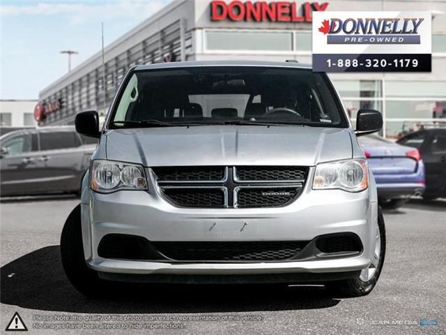 2011 Dodge Grand Caravan SE/SXT (Stk: PBWKS413DTA) in Kanata - Image 2 of 27
