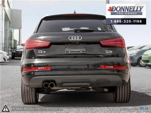2018 Audi Q3 2.0 TFSI Progressiv (Stk: CLMUR947) in Kanata - Image 5 of 27