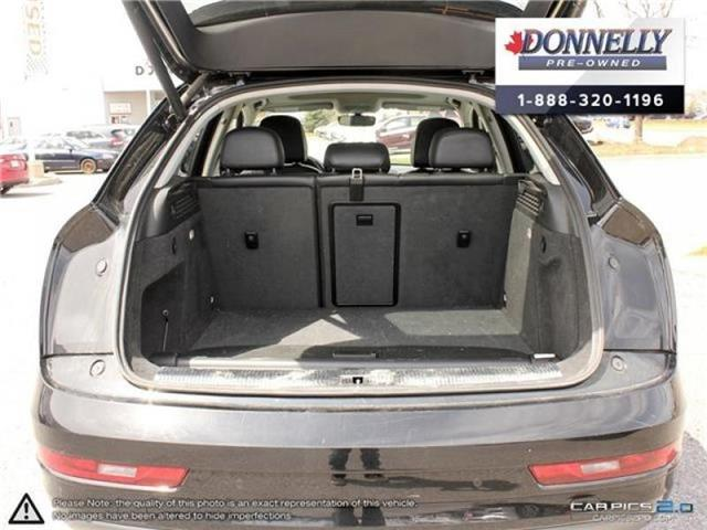 2018 Audi Q3 2.0 TFSI Progressiv (Stk: CLMUR947) in Kanata - Image 10 of 27