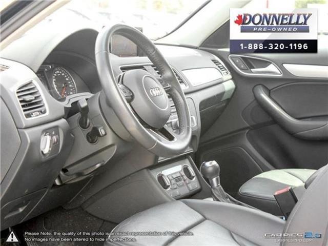 2018 Audi Q3 2.0 TFSI Progressiv (Stk: CLMUR947) in Kanata - Image 13 of 27