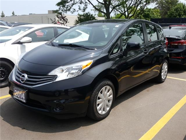 2014 Nissan Versa Note 1.6 SV (Stk: P40640A) in Mississauga - Image 1 of 7