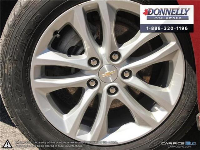 2018 Chevrolet Malibu LT (Stk: CLMUR949) in Kanata - Image 6 of 28