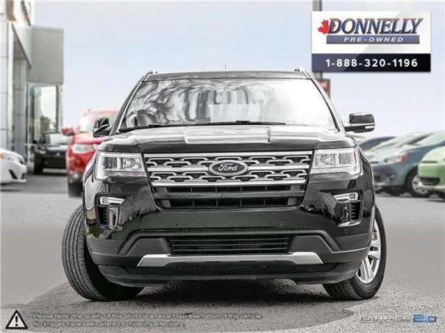 2018 Ford Explorer XLT (Stk: CLMUR958) in Kanata - Image 2 of 28