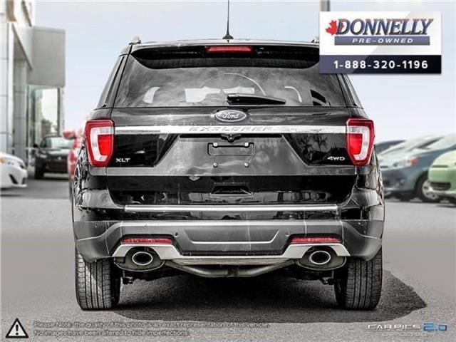 2018 Ford Explorer XLT (Stk: CLMUR958) in Kanata - Image 5 of 28