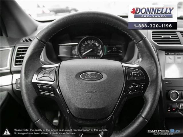 2018 Ford Explorer XLT (Stk: CLMUR958) in Kanata - Image 13 of 28