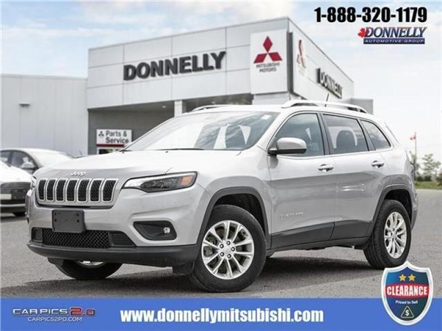 2019 Jeep Cherokee North (Stk: CLMUR961) in Kanata - Image 1 of 29