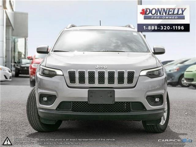 2019 Jeep Cherokee North (Stk: CLMUR961) in Kanata - Image 2 of 29
