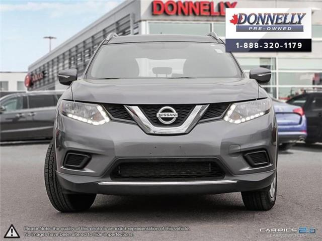 2015 Nissan Rogue S (Stk: CLKU2172A) in Kanata - Image 2 of 27