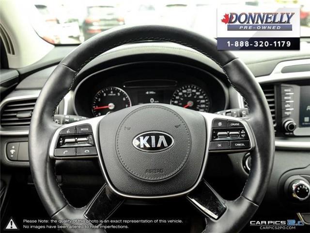 2019 Kia Sorento LX (Stk: CLKUR2274) in Kanata - Image 14 of 27