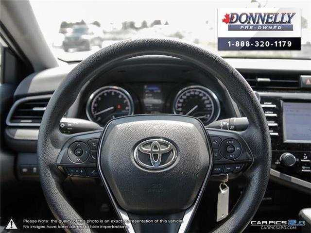 2019 Toyota Camry  (Stk: CLMUR968) in Kanata - Image 14 of 27