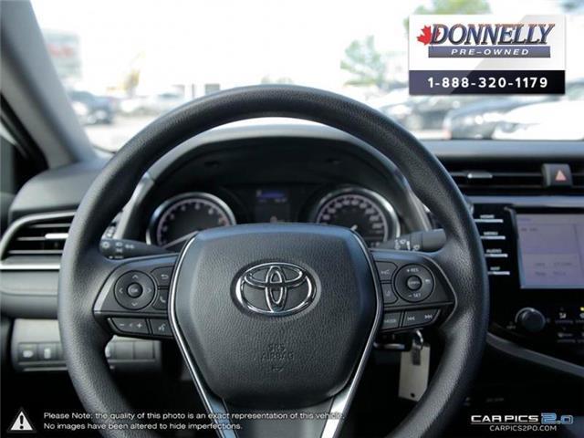 2019 Toyota Camry  (Stk: CLMUR969) in Kanata - Image 14 of 27