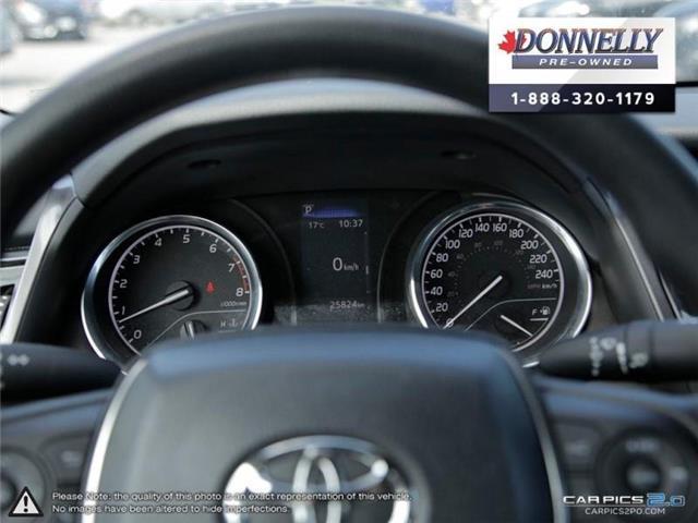 2019 Toyota Camry  (Stk: CLMUR969) in Kanata - Image 15 of 27