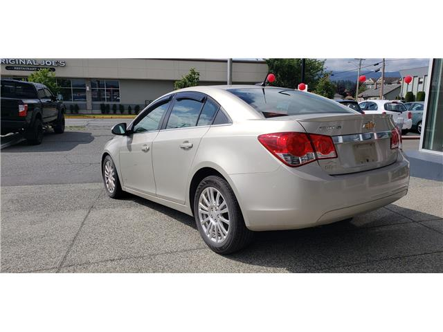 2013 Chevrolet Cruze ECO (Stk: 9R7888A) in Duncan - Image 2 of 4