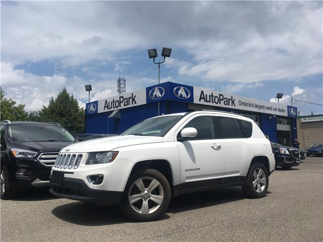 2017 Jeep Compass  (Stk: 17-97646) in Georgetown - Image 1 of 24