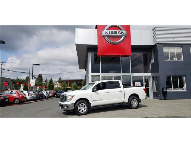 2018 Nissan Titan  (Stk: 8T4969A) in Duncan - Image 1 of 4
