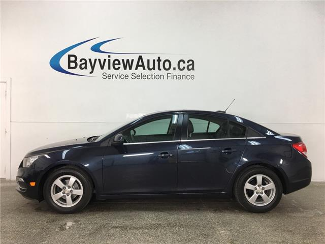 2015 Chevrolet Cruze 2LT (Stk: 35225J) in Belleville - Image 1 of 27