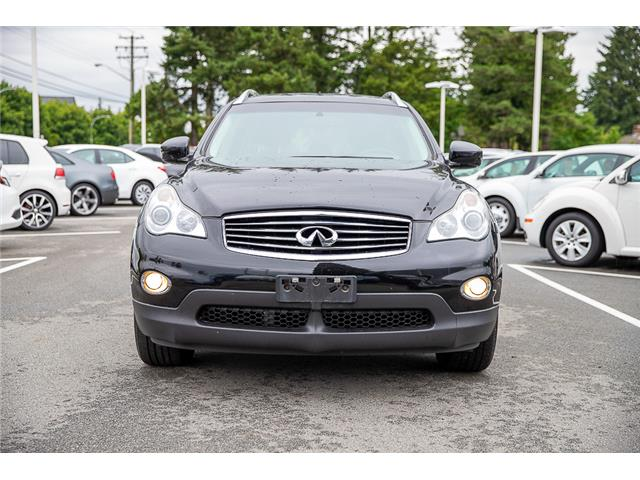 2011 Infiniti EX35 Luxury (Stk: KA564182A) in Vancouver - Image 2 of 29