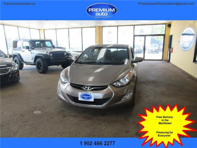 2013 Hyundai Elantra GL (Stk: 159999) in Dartmouth - Image 1 of 23