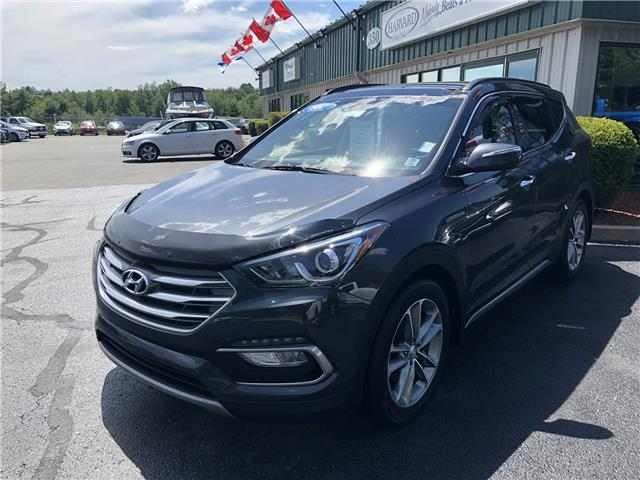 2017 Hyundai Santa Fe Sport 2.0T SE (Stk: 10442) in Lower Sackville - Image 1 of 28